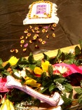 regrets eternels et fleurs